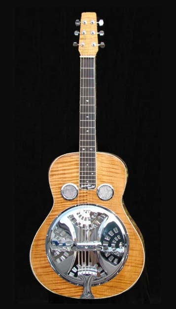 Square Head Guitar